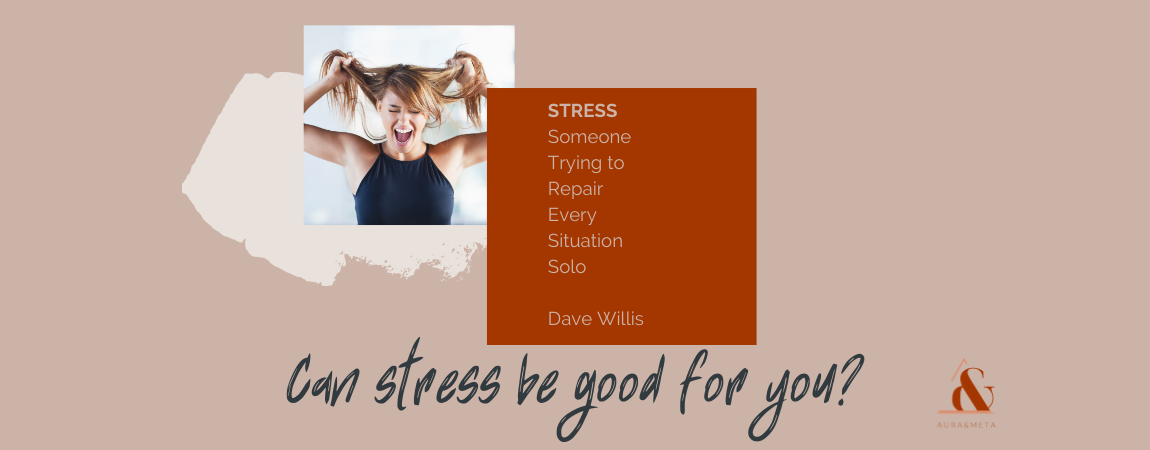 Stress Symptoms and Management | Kinesiology | Aura & Meta