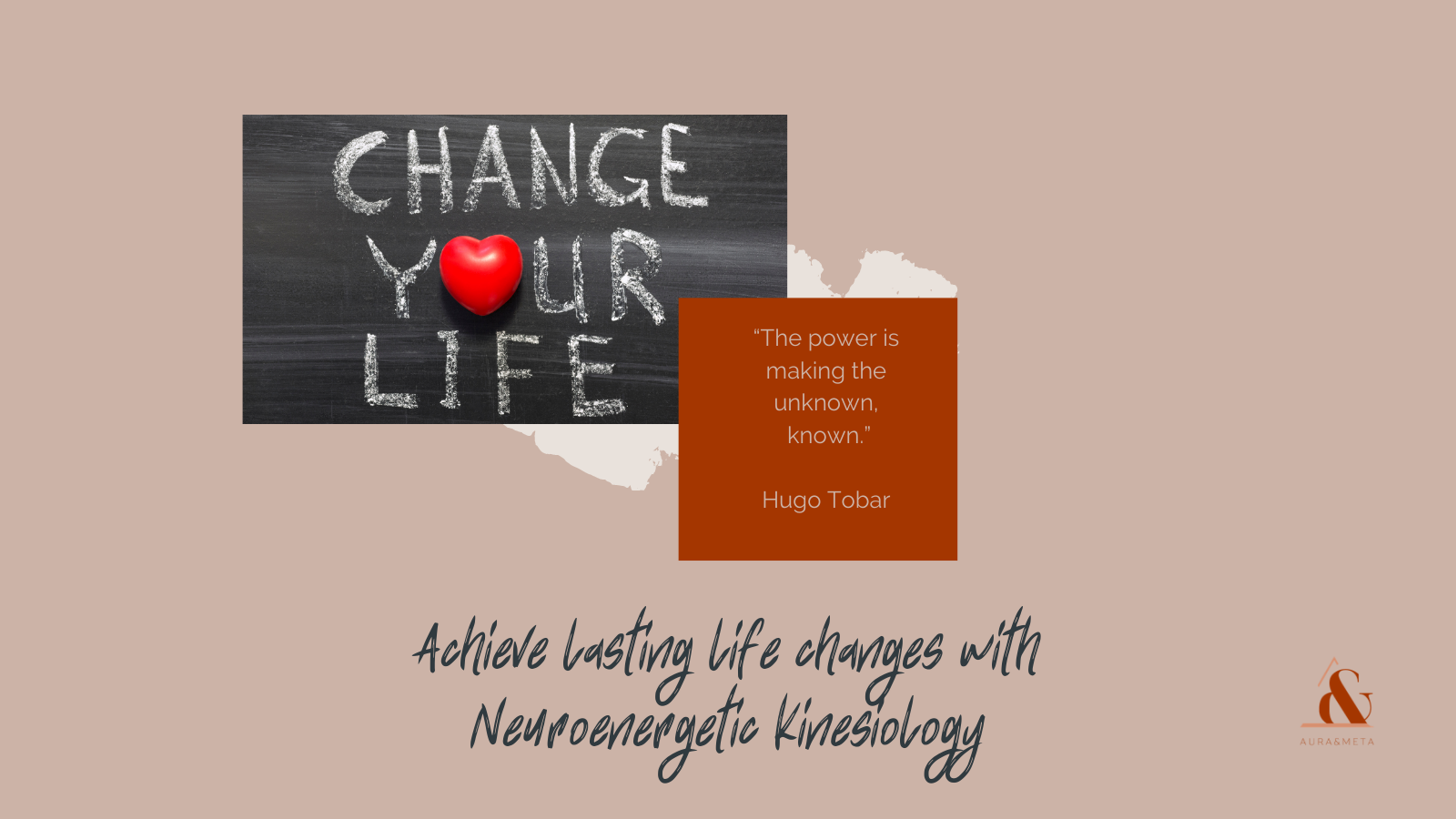 achieve lasting life changes with neuroenergetic kinesiology