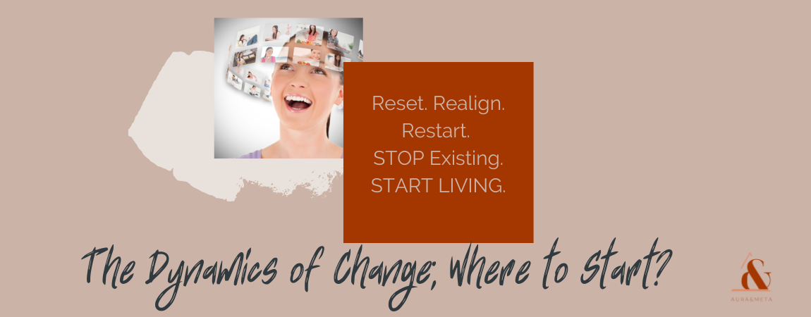 To Change Your Life | Personal growth | Kinesiology | Aura & Meta