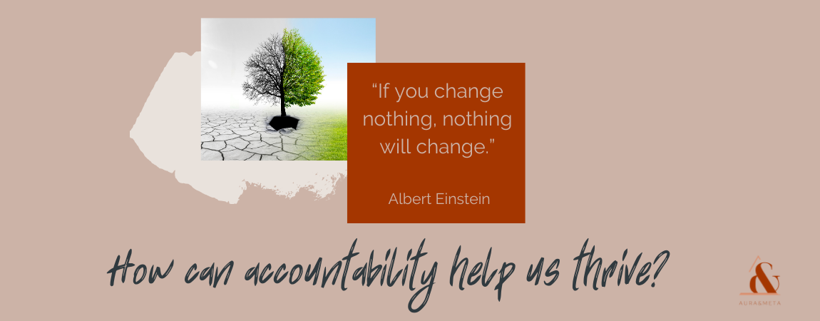 Defining Accountability | Executive Coaching | Aura & Meta