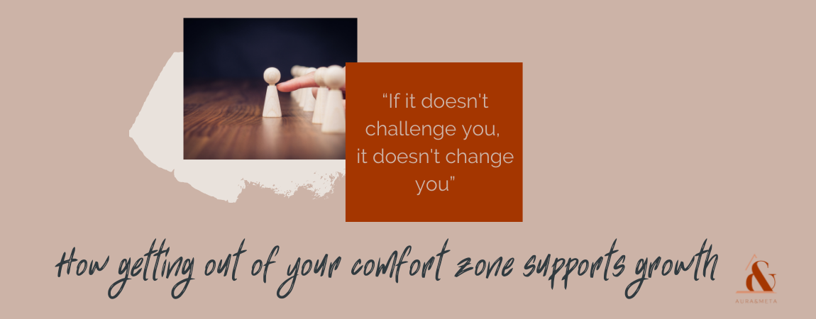 Comfort Zone | Taking The Steps Towards Personal Growth | Aura & Meta