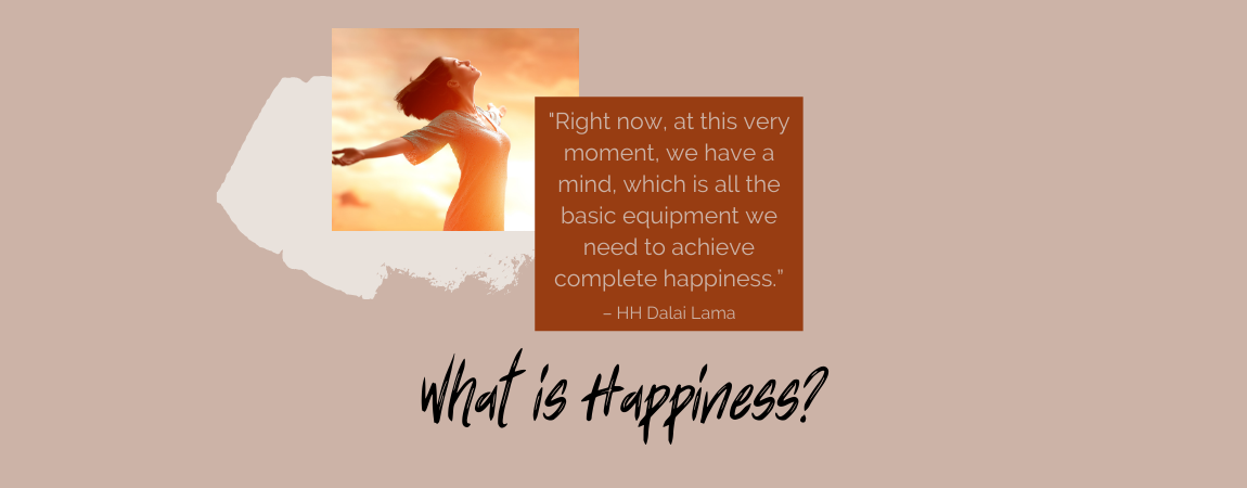 what is happiness everyday?