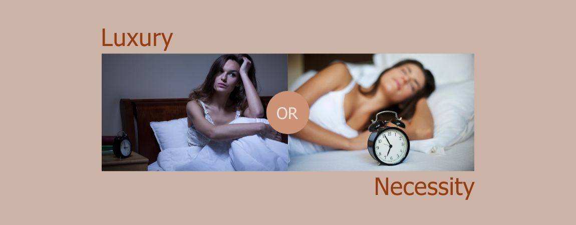 awareness on sleep necessity